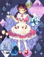 Madotsuki in Wonderland