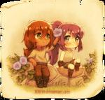 Gorken and Malia
