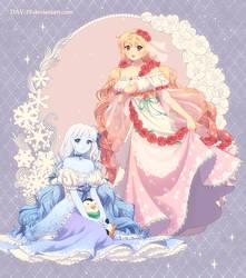 Haruko and Yukiko