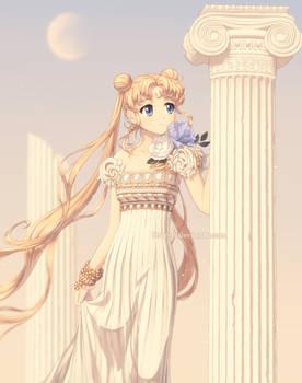 Dior Palladium Dress
