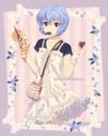 Rei and Ice Cream