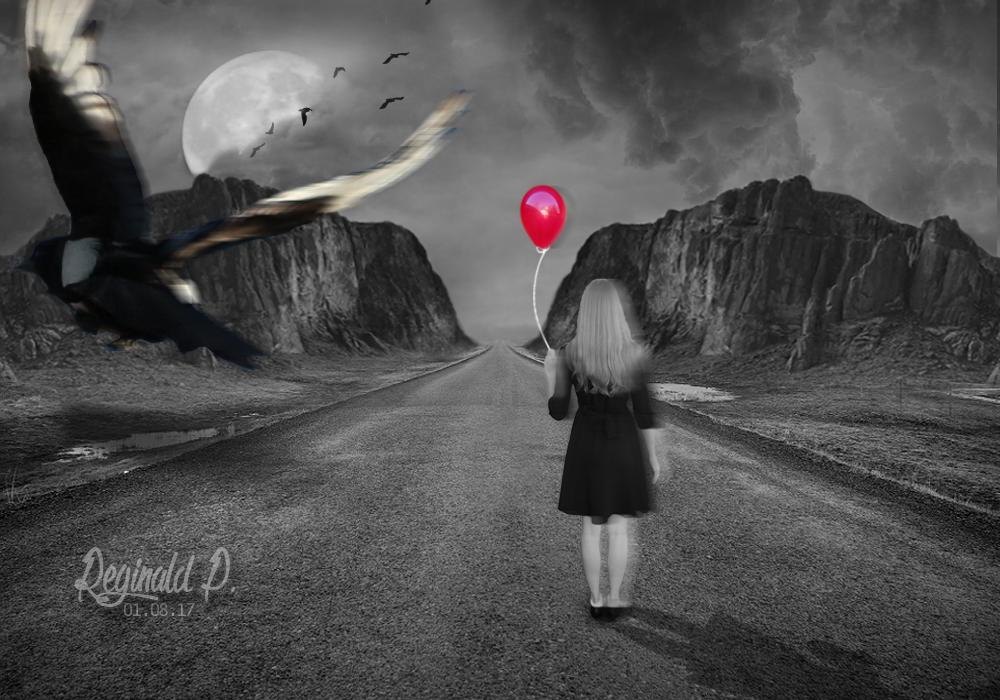 Lost Ghost by ReginaldP