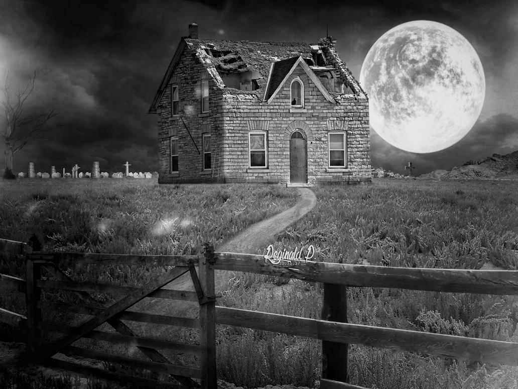 Farmhouse by ReginaldP