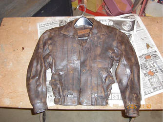 Ceramic Leather Jacket 6 by max4525