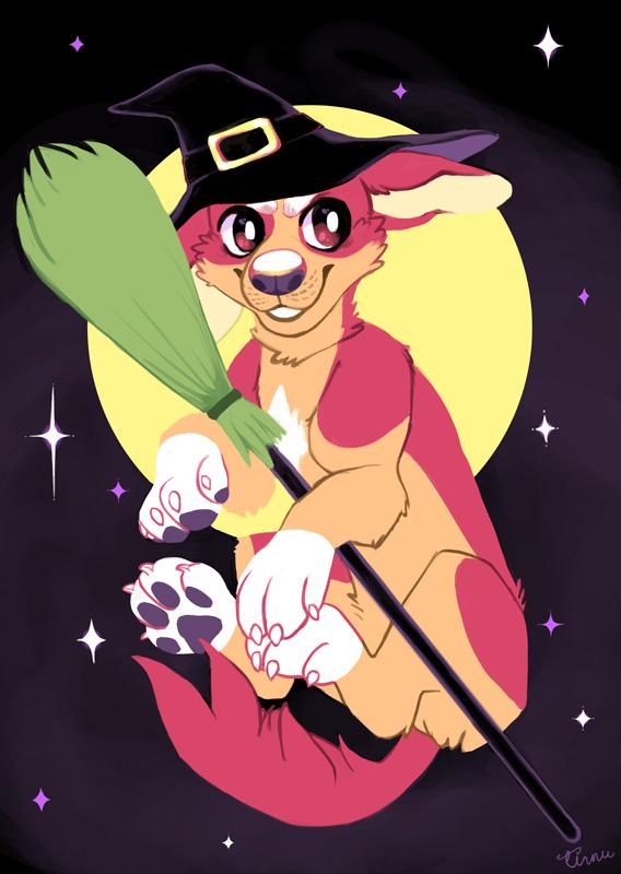Tirnu Witch