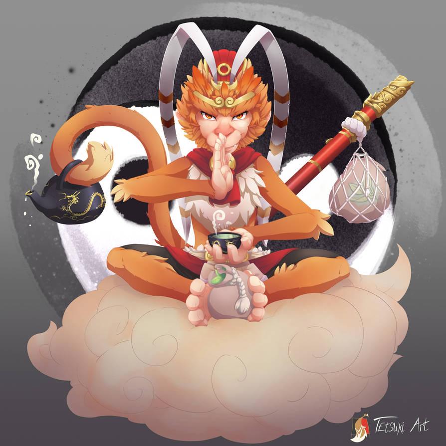 Wukong - Tea rep