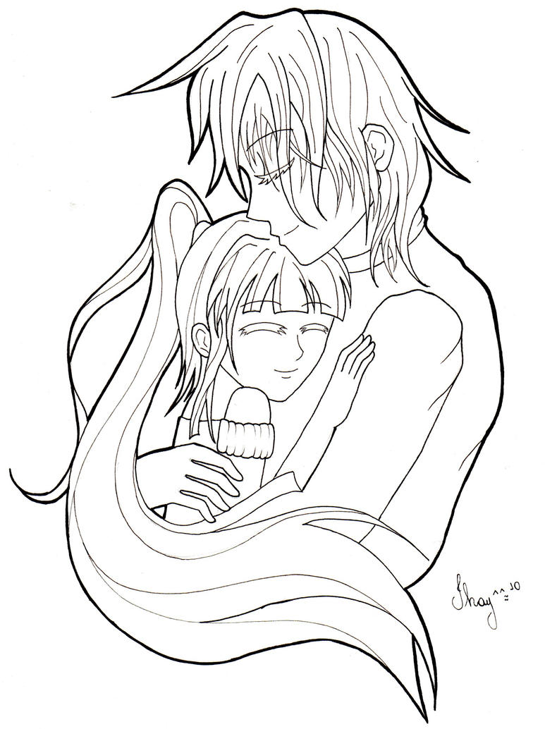 Tight hug by thaysylph on deviantart - Tight hug wallpaper ...