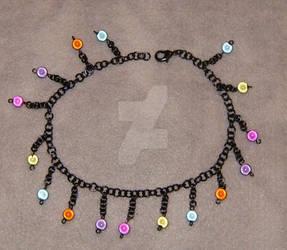 Inner Sun Chain Link Anklet
