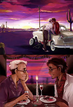 The Lovers of Night Vale