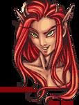 Niekra's Blood elf