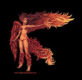 Phoenix by Mistress-Jaeden