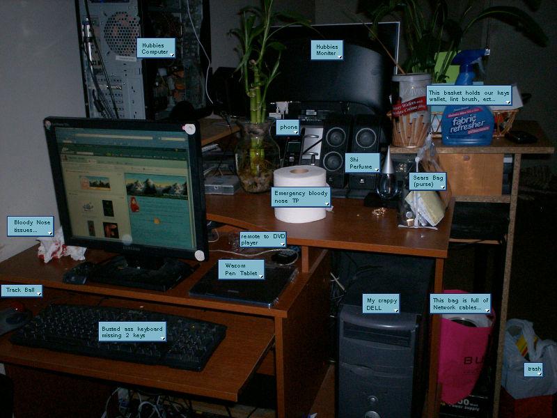 Desk 2009