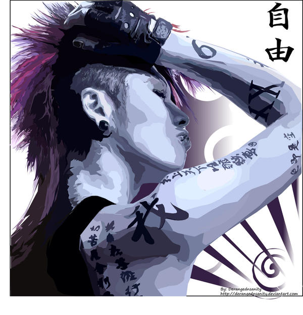 Miyavi Musical Ronin 2 by Derangednsanity