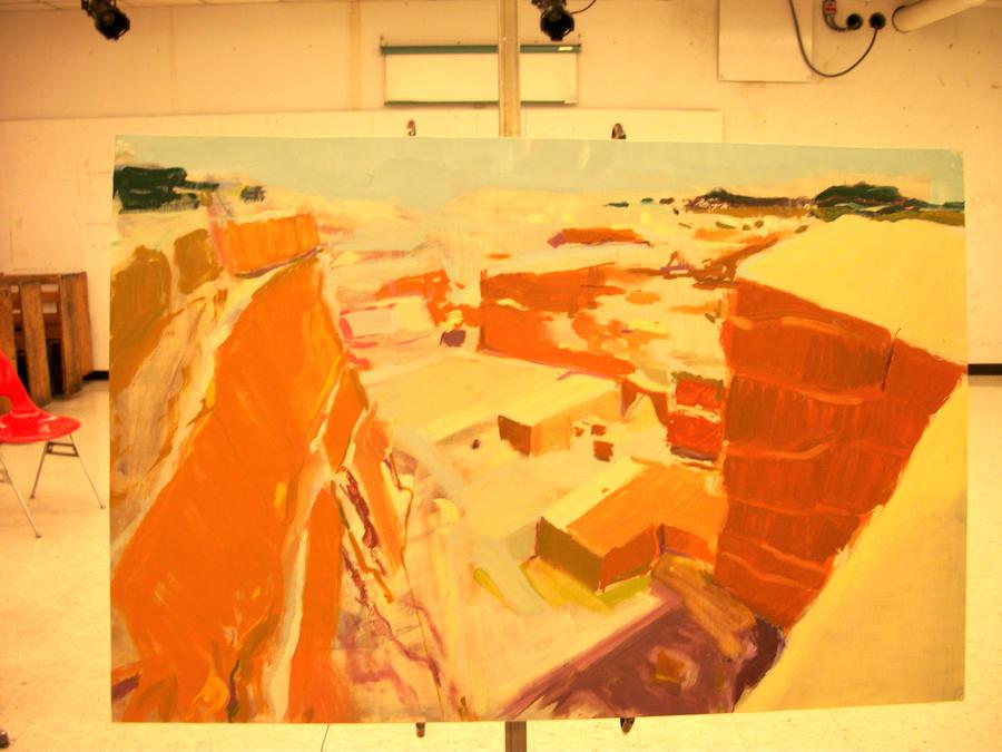 quarry1 by AKAIDOGM1
