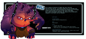 Null -the bounty hunter free painting tutorial vid