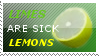 Stamp 26 - Limes by satakigreendragon
