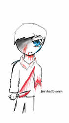 for halloween by Phileasgamerex