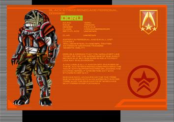 BSR dossier Doru by The-Linkinator