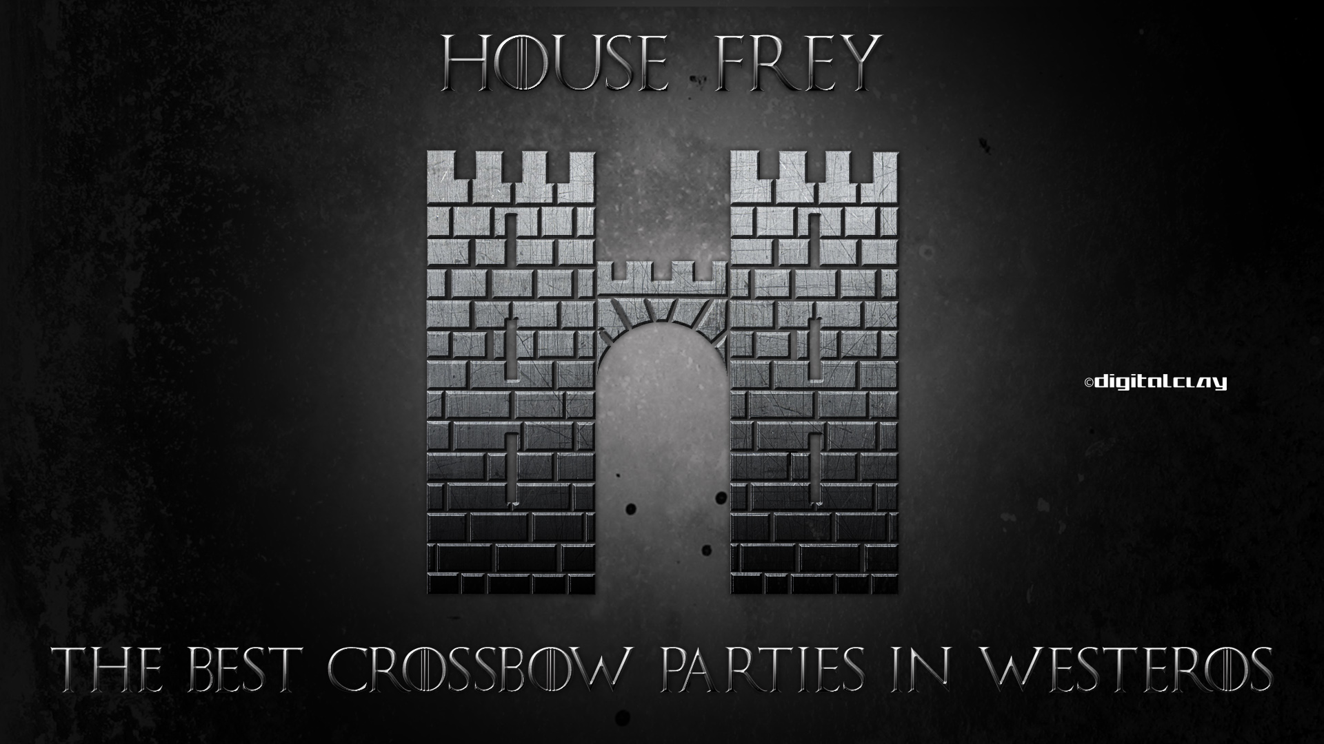 House Frey - Steel and Stone