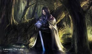 Lancelot the lake by kzcjimmy