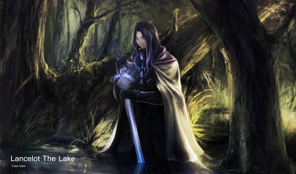 Lancelot the lake