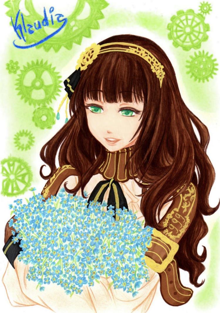 Cardia Beckford by Klaudia-Ayame