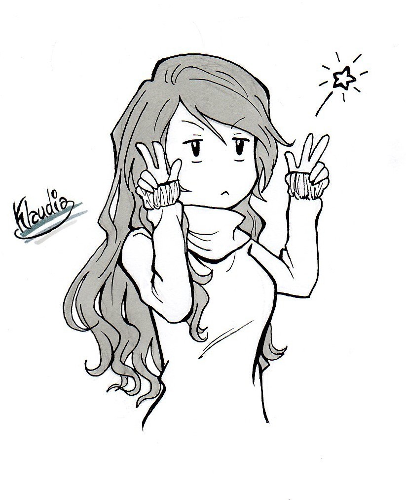 It's me! yeah by Klaudia-Ayame
