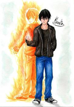 Commission : FireBoy