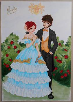 Commission: Couple 800