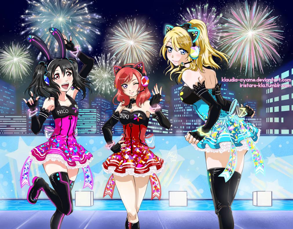 Love Live!-Idol of the Night