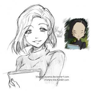 Yumi Ishiyama_Code Lyoko_my style