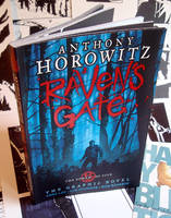 Raven's Gate Graphic Novel by leeoconnor