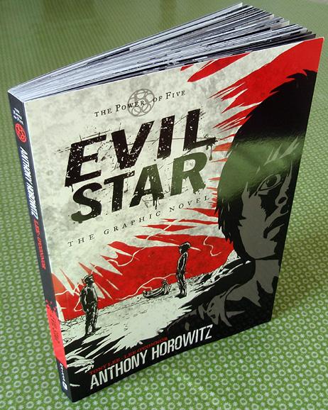 Evil star anthony horowitz