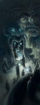 Exalted Third Edition RPG: Underground City