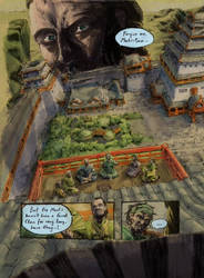 The Samurai Tragedy of Bayushi Castle: Part 18