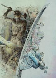 The Samurai Tragedy of Bayushi Castle: Part 19