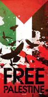 free palestine by iqx