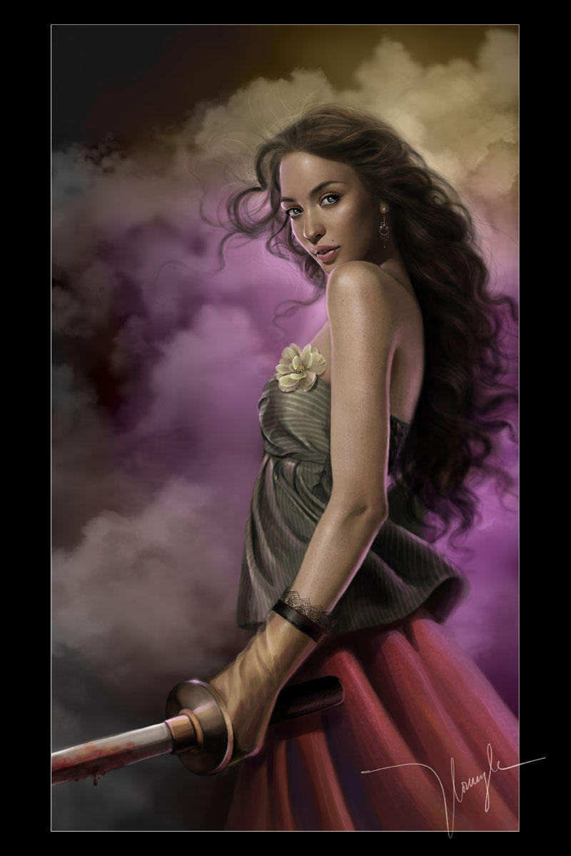 BEAUTIFUL KILLER by AURORY