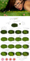 How to make grass