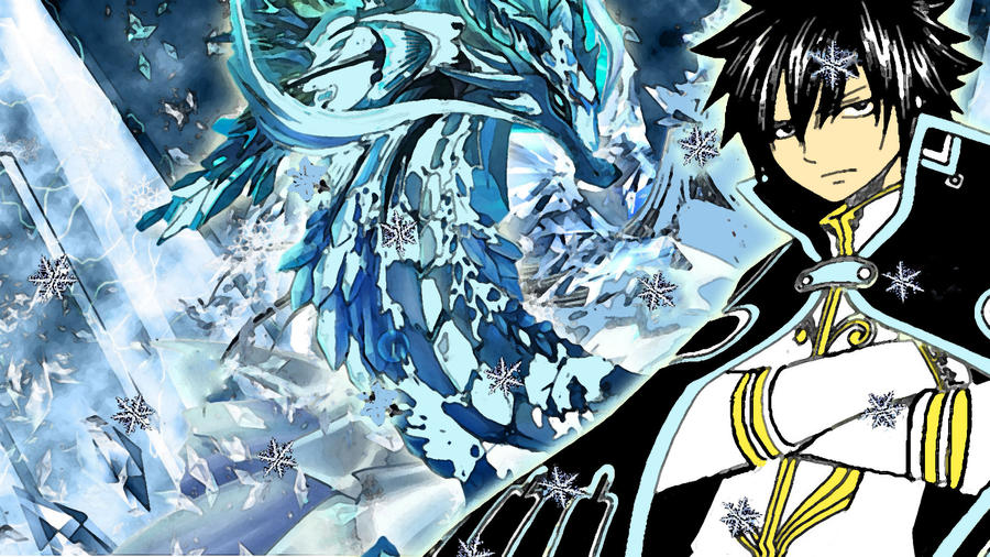 Gray Fullbuster The Ice Emperor By Glacegon