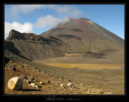 Mount Doom by Crooty