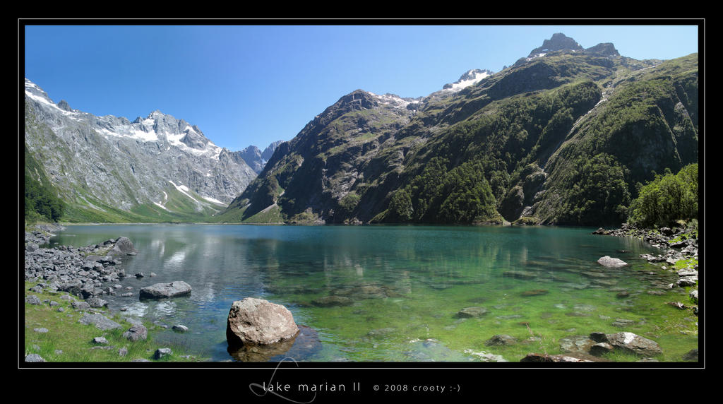 Lake Marian II by Crooty