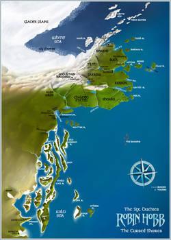 Robin Hobb Map