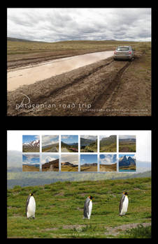 2016 Patagonian Road Trip Calendar