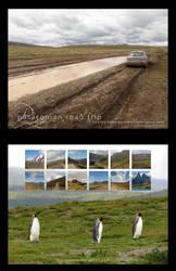 2016 Patagonian Road Trip Calendar by Crooty