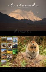 2018 Alaskanada Calendar by Crooty