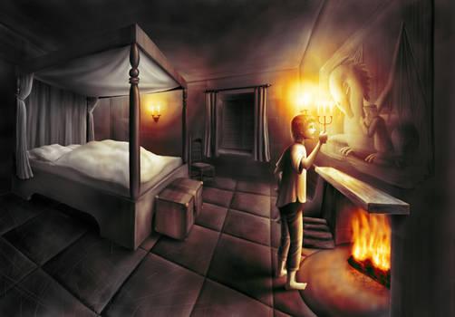 Fitz's Room