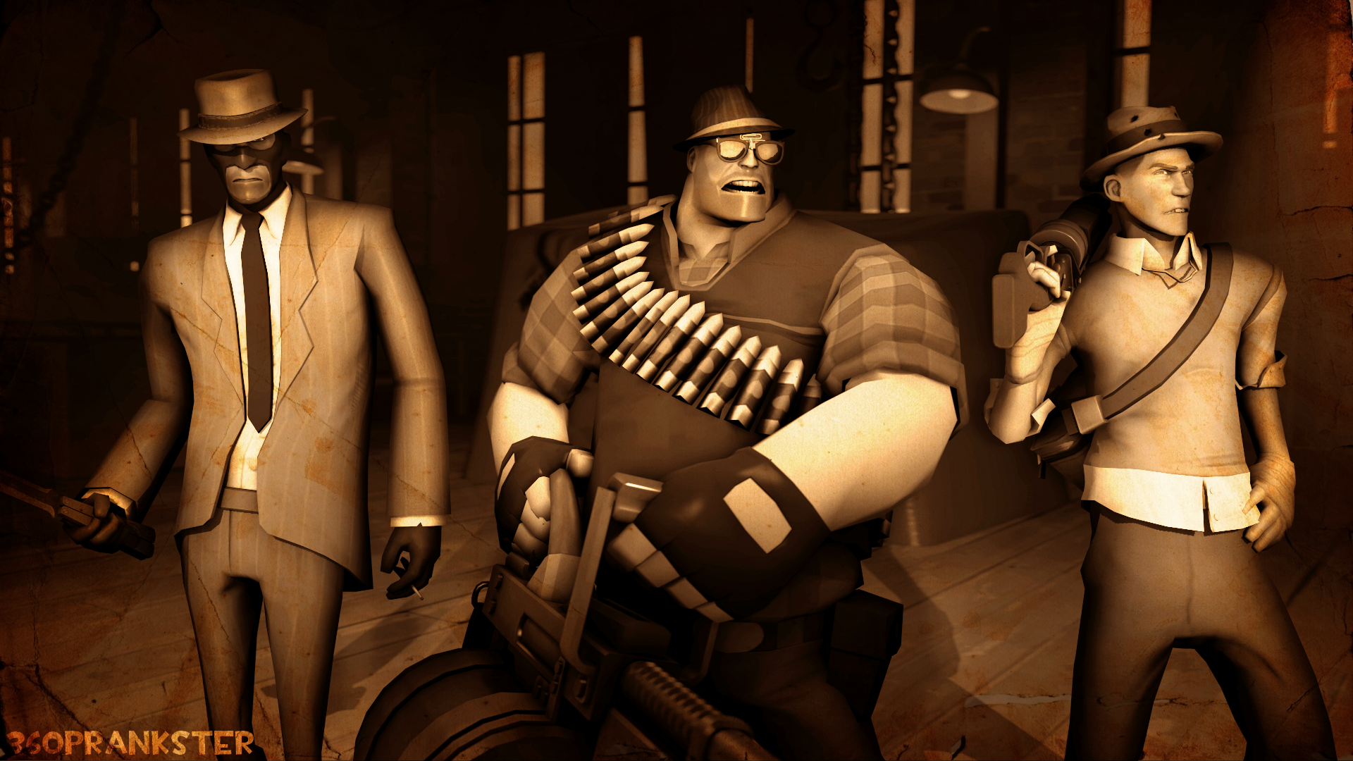 Sfm Team Mafia 2 Old By 360prankster On Deviantart