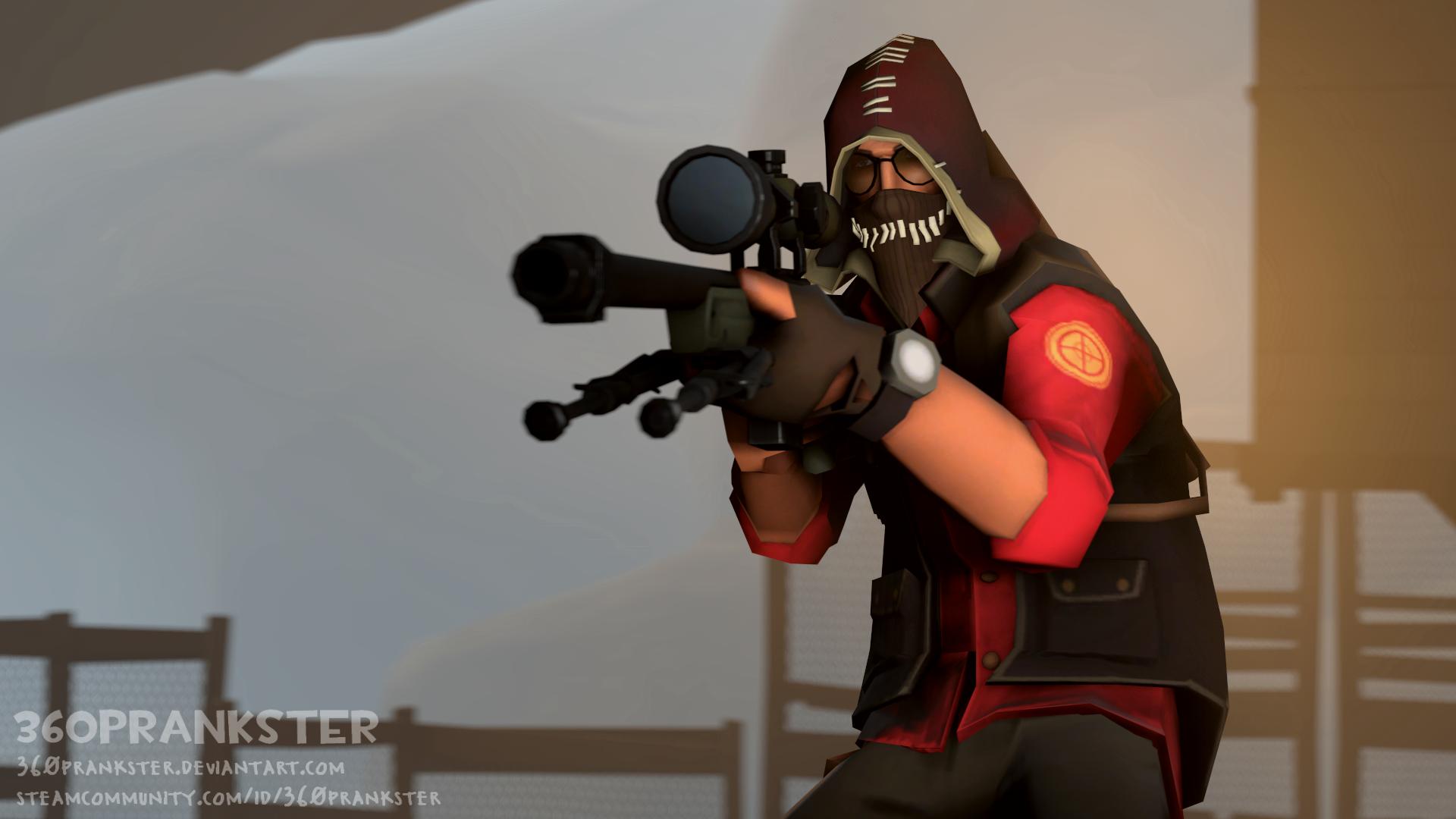 [SFM] TF2 Loadout - Sniper (360PraNKsTer) by 360PraNKsTer ...