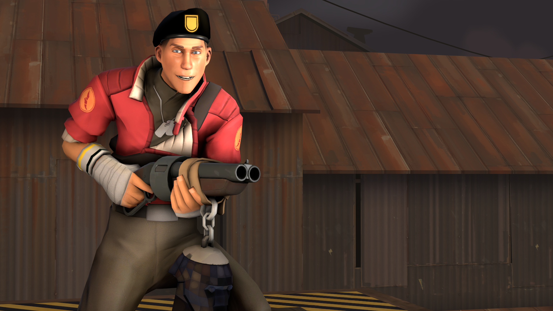 sfm tf2 loadout   scout how does aim by 360prankster